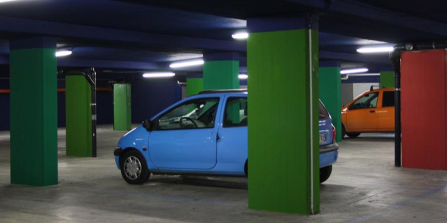 Parcheggio Lissone (MB)