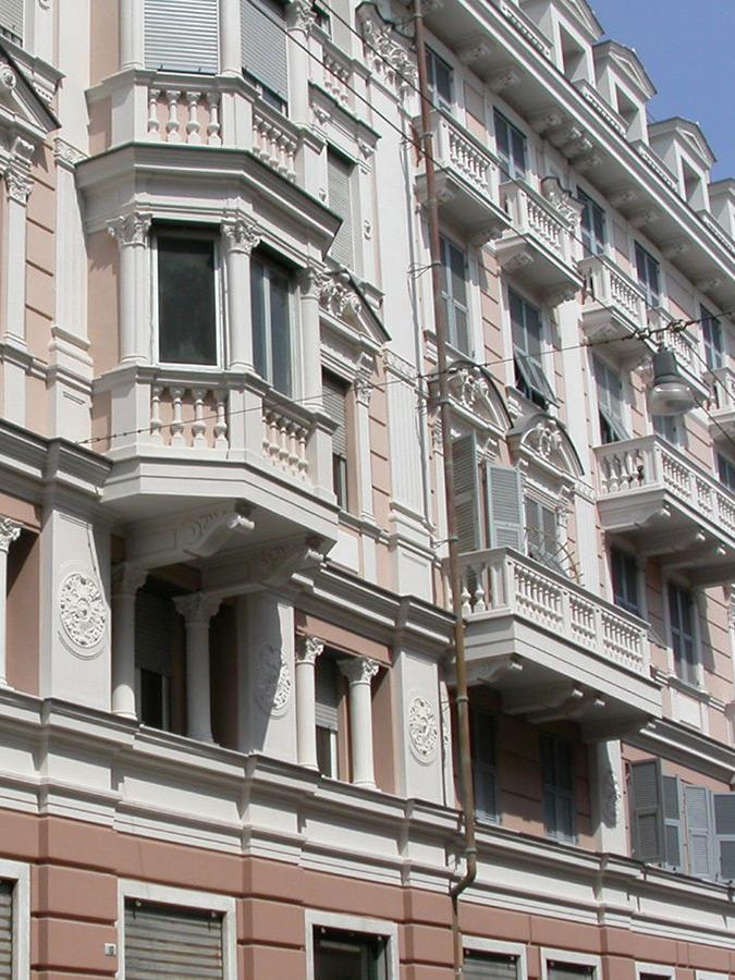 Palazzo Marcone Pegli (GE)