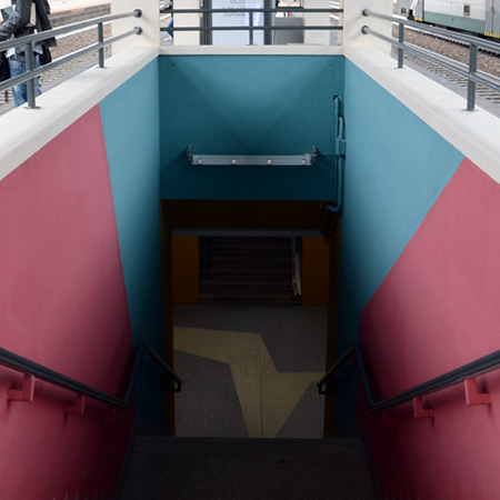 Stazione FS Sesto San Giovanni (MI)